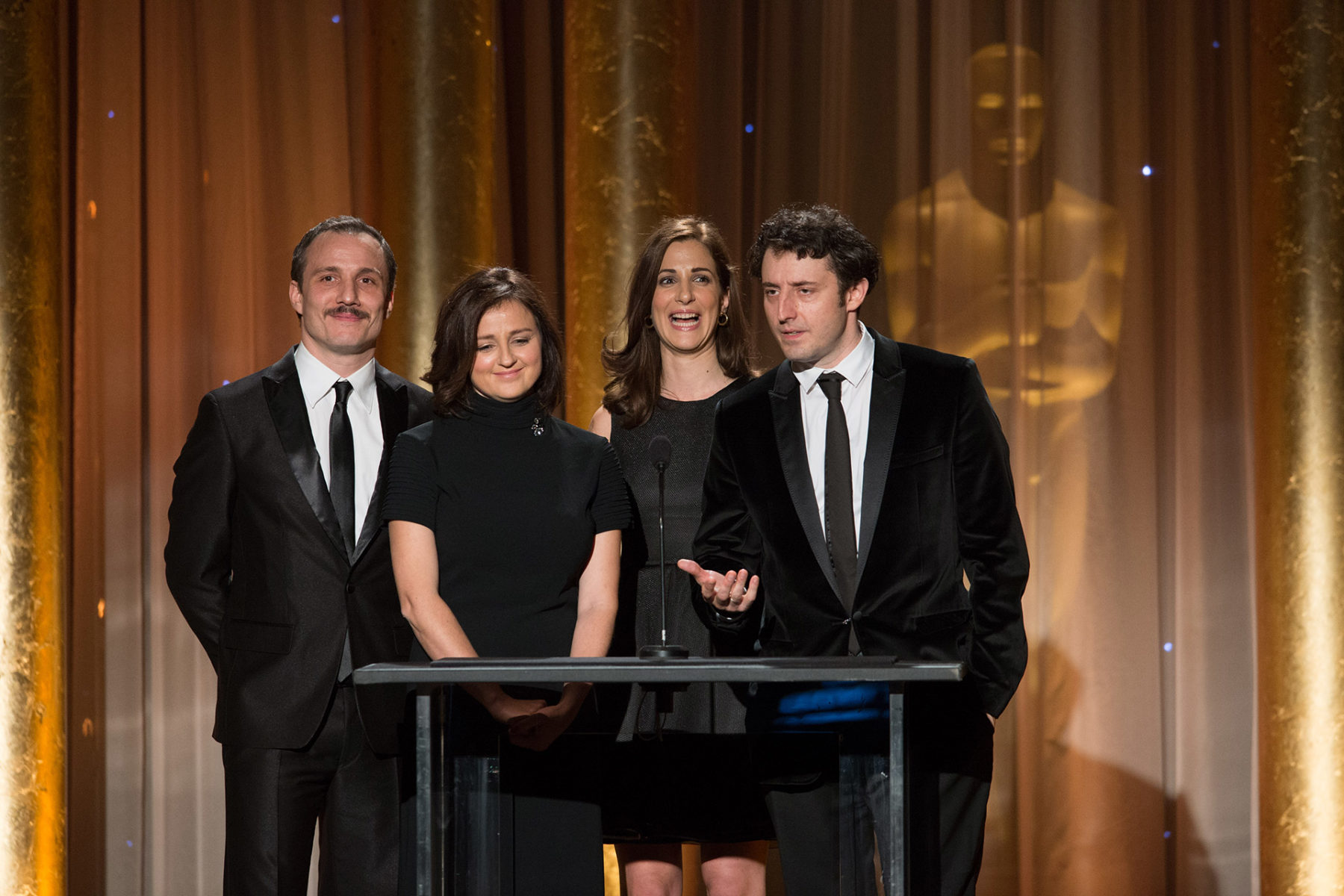 Governors Awards. Image courtesy Getty Images
